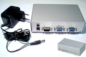 Amplificateur Splitter VGA - 155100