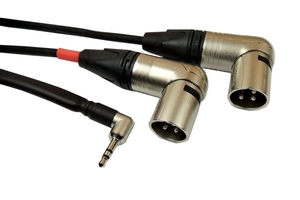 Câble Audio Jack-XLR - 231108